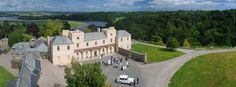 Pentillie Castle is a perfect venue for your wedding in Cornwall