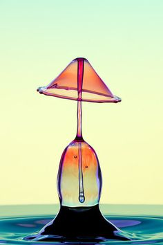 Liquid Drop Art from high speed photographer Corrie White - Absolutely gorgeous photos!