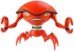 """Ben 10 Alien Force 6"""" DNA Alien Heroes Brainstorm by Bandai. $34.99. 6"""" articulated collectible action figure. Dial on figure makes cranium light up and throb. Includes batteries for light up action. DNA Heroes fight evil with unique action, strength and power. Collect all 7 Alien heroes for action packed battle. From the Manufacturer The Ben 10 Alien Force DNA Alien Heroes are 6"""" articulated figures which each have a unique action function which comes from the al..."""