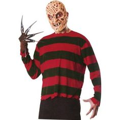 Kit licence Freddy Krueger – Kit déguisement adulte