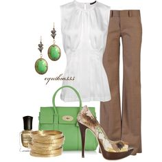 Work Wear - Polyvore