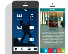 Crea tu propia a aplicacion movil http://www.mobincube.com/es/