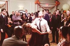 The way they dance together. | Community Post: 17 Reasons Why Swarkles Is Your All Time Favorite Couple