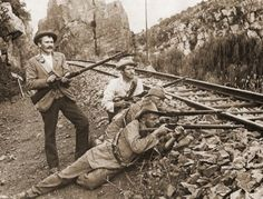 boer war (my grandfather was here)