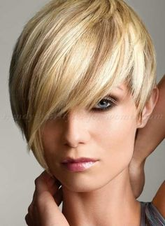 awesome Several short hair with fringe ideas //  #Fringe #Hair #Ideas #Several #Short
