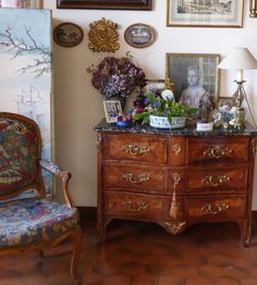 My French Country Home, French Living | Sharon SANTONI