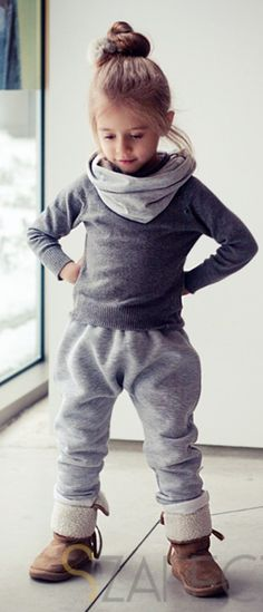 Totally cute kids casual outfit!