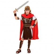 Children& Hercules Costume Large Yrs For Sparticus Roman