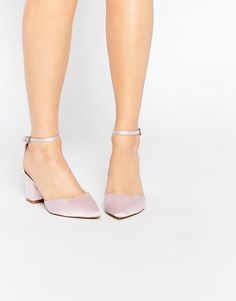 Image 1 of ASOS SPACE Pointed Heels