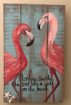 Woodworking For Beginners Diy Bird theme decorations wall art 15 new Ideas For Beginners Diy Bird theme decorations wall art 15 new Ideas Pallet Painting, Pallet Art, Painting On Wood, Flamingo Painting, Flamingo Decor, Flamingo Garden, Pink Flamingos, Flamand Rose Deco, Decoration Palette