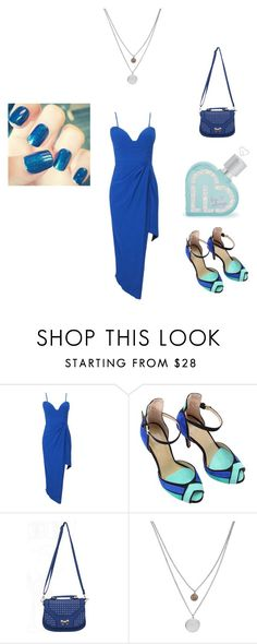 """Blue lucluc Outfit No.15"" by suvalic-haris ❤ liked on Polyvore featuring Kenneth Cole, Aéropostale and BLUEEE"