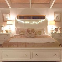 Quite possibly the coziest our #Prentice storage bed has ever looked. Soooooo dreamy @samschuerman! #regram