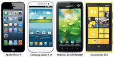 Un VS entre los mejores Smartphone del momento. #CommunityManagers