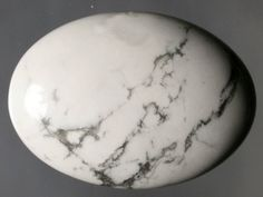 Howlite  -China-  Reduces anxiety, encourages emotional expression and brings calm and patience.