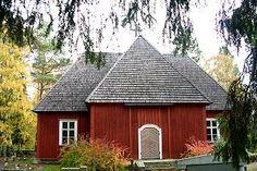 Revonlahden kirkko - Raahen Matkailuoppaat ry | Ota Opas - koet enemmän