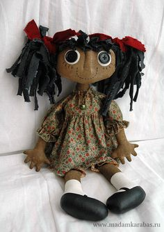 doll by Madam Karabas (Moscow, Russia)