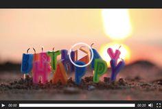 Die 35 Besten Bilder Von Geburtstagsvideos Songs Happy B Day Und