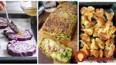 16 geniálnych príloh, na ktoré nepotrebujete zemiaky, ryžu ani cestoviny:  Sú zdravé, nesmierne chutné a zatienia aj hlavný chod! Avocado Toast, Low Carb Recipes, Cauliflower, Recipies, Good Food, Easy Meals, Food And Drink, Keto, Chicken