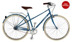 """Linus Bikes  One of four models that I like:   Dover-5 speed, 19"""", $789.  Mixte 8, 8 speed, 19"""", $869  Dutch 8, 17"""" and 19"""" $869  Scout, 19"""", $545, 7 speed,"""