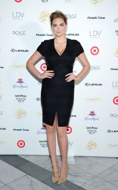 a3dfd114 Kate Upton at the SI Swimsuit South Beach Soiree. Styling by Lee Harris.
