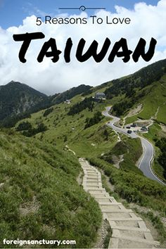 Hiking Hehuanshan (Hehuan Mountain), Taiwan ----> 5 Reasons to Love Taiwan [http://foreignsanctuary.com/2014/05/28/5-reasons-to-love-taiwan/]