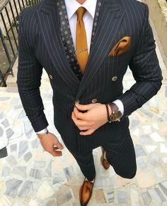 Rate the suit look