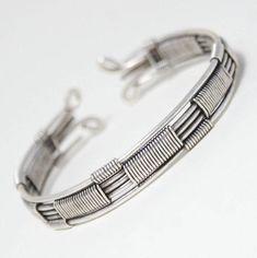 e8df30606b174 22 Best Men's Silver Cuff Bracelets images in 2019