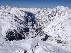 Endless Powder Season im Pitztal in Tirol: Freeriden im April! Tirol Austria, Endless, Mount Everest, Seasons, Mountains, Nature, Blog, Travel, Switzerland