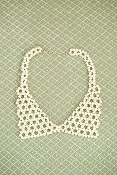 Lilian Necklace - Turns any neckline interesting.