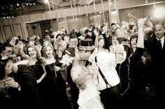 New Years Wedding