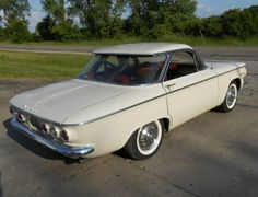 This 1960 Chevrolet Corvair is reportedly the result of a heavily customized four-door sedan built by a retired GM chassis engineer in the mid 80's. Construction and engineering both sound to have been done to excellent standards, and the build process included fitment of many upgraded parts fr
