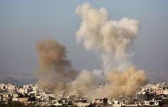 اخبار اليمن : عرض الصحف البريطانية -التايمز: لا يمكن السماح لإيران بالانتصار في سوريا