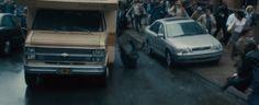 Chevrolet Chevy Van Fleetwood Jamboree [G-30] (1983) motorhome in WORLD WAR Z (2013) @Chevrolet