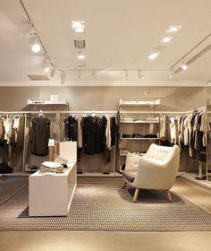 Cos store, Paris - Rue des Rosiers