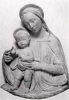 Virgin and Child | da Maiano, Benedetto | V&A Search the Collections
