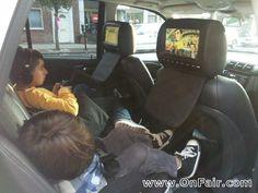 Autotain Car Headrest DVD Customer Testimonial - 2002 Mercedes Benz ML320. #headrestdvdplayer #family http://www.onfair.com/2002-mercedes-benz-ml320-headrest-dvd-player-review/