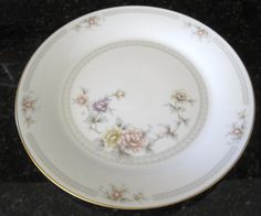 Noritake Ivory China Cervantes Japan 7261 Dinner Plate #Noritake
