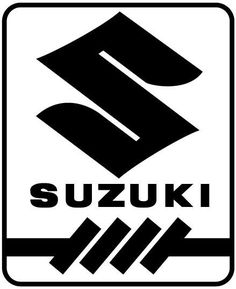 Suzuki Vintage Decal