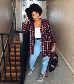 African American fashion for black women Source by RobustCreative ou. - African American fashion for black women Source by RobustCreative outfits curvy - Boho Outfits, Vintage Outfits, Curvy Girl Outfits, Cute Casual Outfits, Fashion Outfits, Curvy Girl Style, Outfits For Black Girls, Black Girl Style, Black Women Style