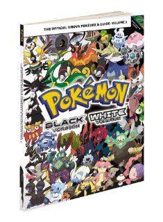 Pokemon Black Version & Pokemon White Version Volume 2: The Official Unova Pokedex & Guide by The Pokemon Company Intl.. $7.98. Publisher: Prima Games; Pap/Pstr edition (April 25, 2011)