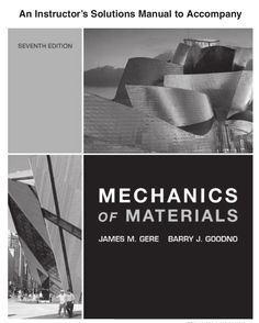 Download pdf of engineering vibrations 1st edition by william j solution manual mechanics of materials 7th edition gere fandeluxe Images
