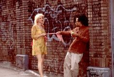 Basquiat - Publicity still of Jeffrey Wright & Courtney Love Jeffrey Wright, Courtney Love, Gary Oldman, Couple Photos, Movies, Couple Shots, Films, Movie Quotes, Couple Pics