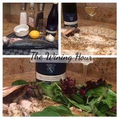 The Wining Hour: Friulian Pinot Grigio and Roasted Branzino #ItalianFWT