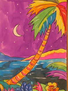 Do Art!: Colorful Paul Gauguin Art Lesson