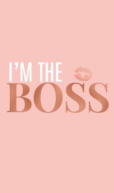 I'm The BOSS – iPhone Wallpaper for your Phone. Rose Gold Wallpaper for your i. iPhone Wallpaper , I'm The BOSS – iPhone Wallpaper for your Phone. Rose Gold Wallpaper for your i. I'm The BOSS – iPhone Wallpaper for your Phone. Boss Wallpaper, Gold Wallpaper Background, Rose Gold Wallpaper, Queens Wallpaper, Wallpaper For Your Phone, Trendy Wallpaper, Wallpaper Iphone Cute, Screen Wallpaper, Cute Wallpapers