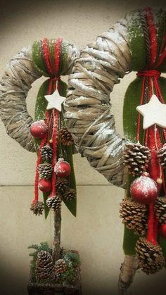 Christmas wreath ideas  #christmas #ideas #wreath