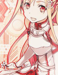 Sword Art Online // Asuna Yuuki