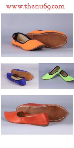 Shop the best range of footwear for women in different colors and designs. Thenu69 offers best handcrafted jodhpuri jutti all over India. Shop now bit.ly/1bA6BeO