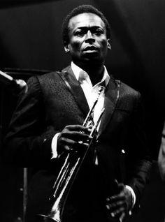 "70sbestblackalbums: ""September 28th 1991, Miles Davis died genius "" ON this DAY…………No.1"