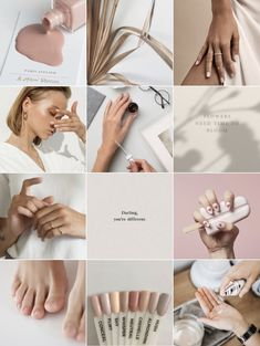 Instagram Feed Ideas Posts, Instagram Feed Layout, Feeds Instagram, Instagram Nails, Instagram Design, Hand Photography, Nail Blog, Stylish Nails, Branding Design